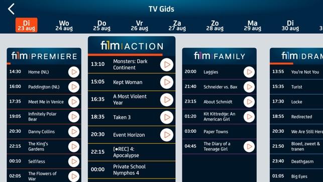 Film1 in de App Store