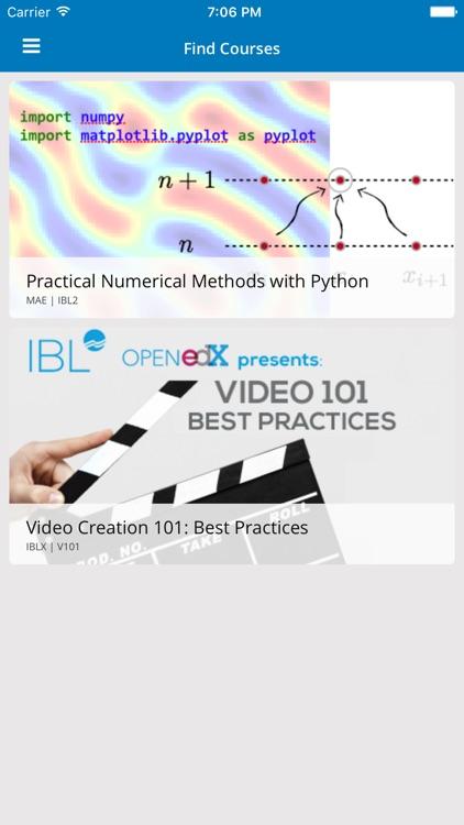 IBL Open edX by Michael Amigot