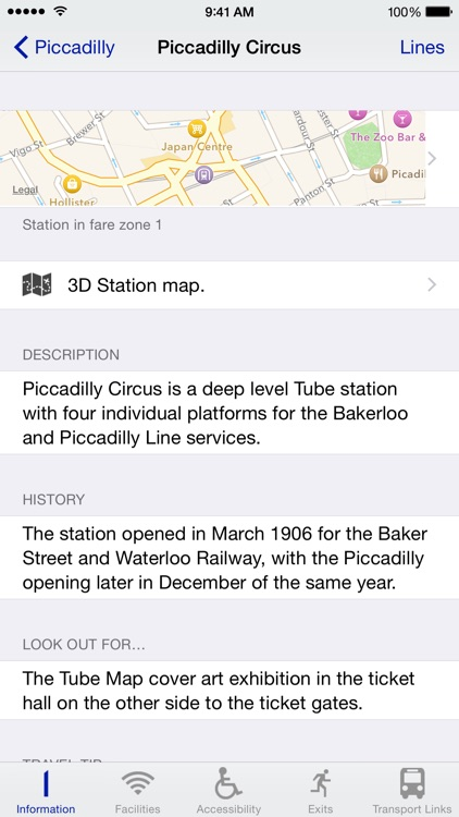 Station Master - London Underground Information screenshot-1