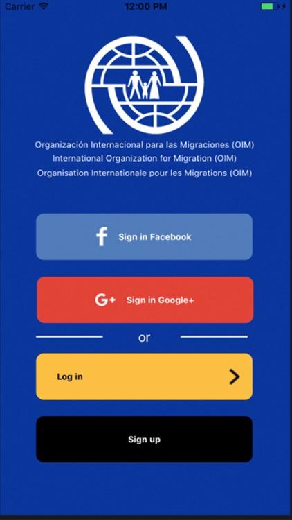 Migrant App