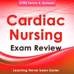Cardiac Nursing Test Bank-2700 Flashcards & Q&A