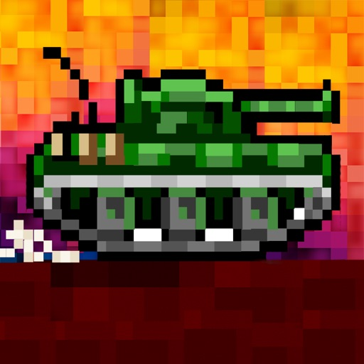 Army Tanks War - Epic Battle of the Military Block World