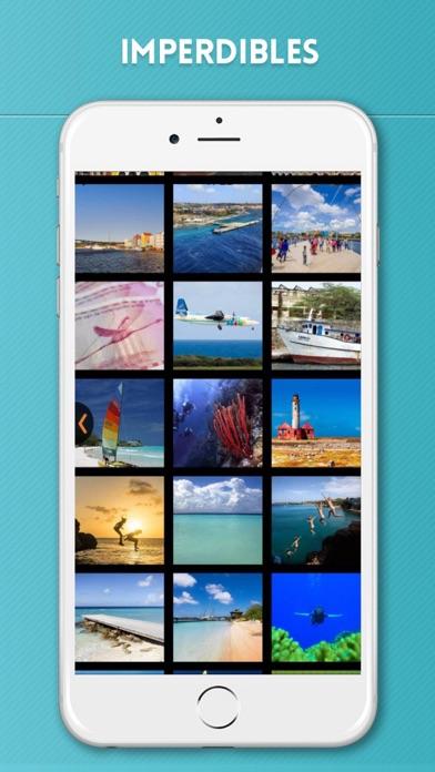 Curazao Guía de Viaje con Mapa OfflineCaptura de pantalla de4
