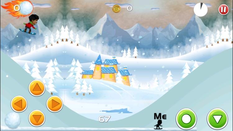 Bro-Ski screenshot-3