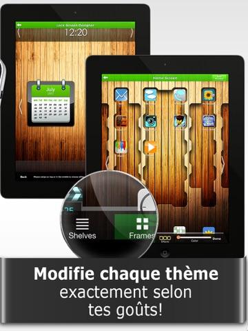 iTheme - Thèmes pour ton iPhone et ton iPad