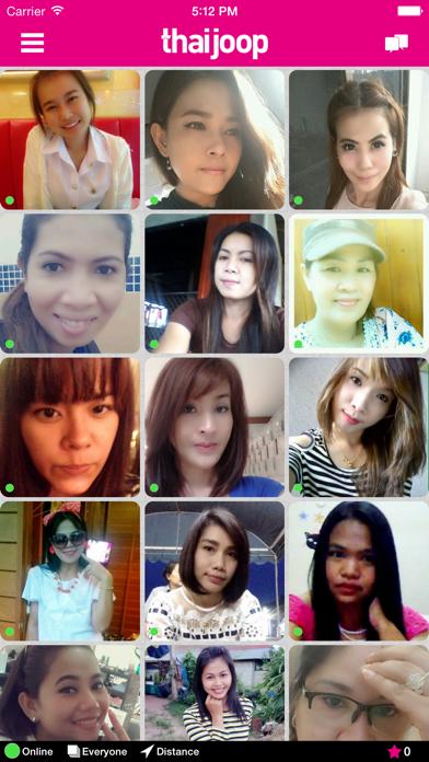 Populära Thai Dating app