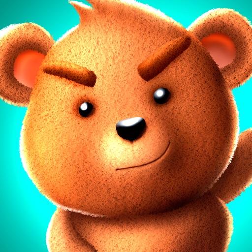Teddy Bear Run and Battle