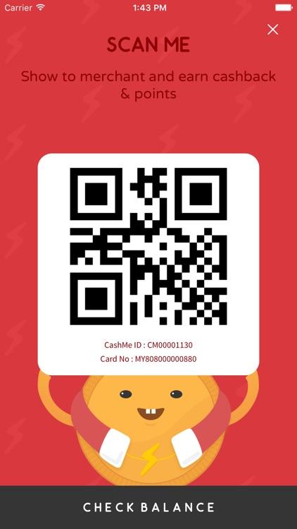 CashMe - Cashback Rewards