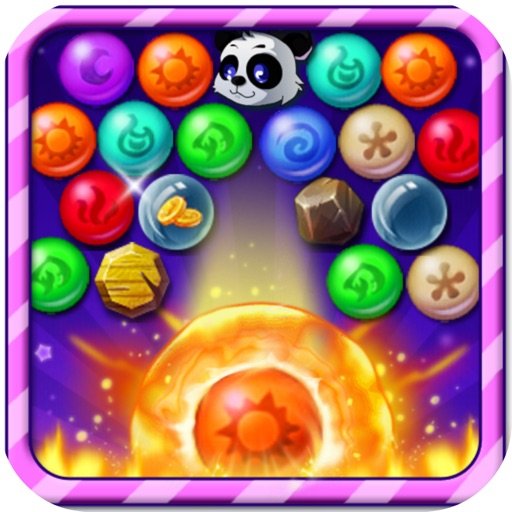 Tree Bubble Legends iOS App