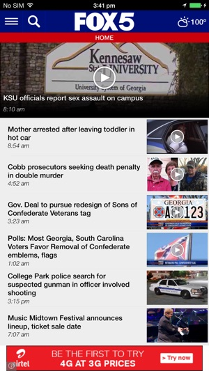 FOX 5 Atlanta on the App Store