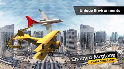 Chained Airplane Game screenshot 1