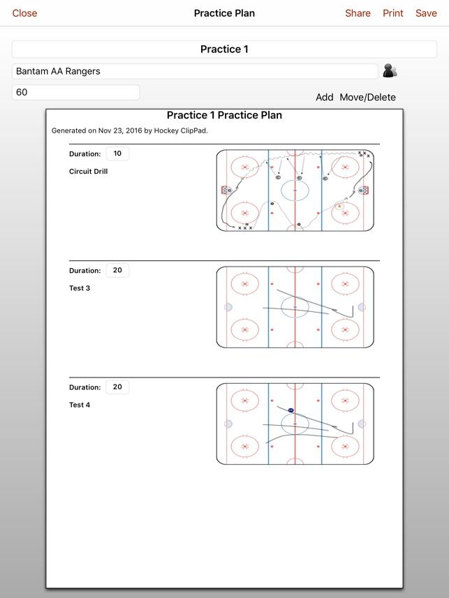 Hockey Clippad On The App Store