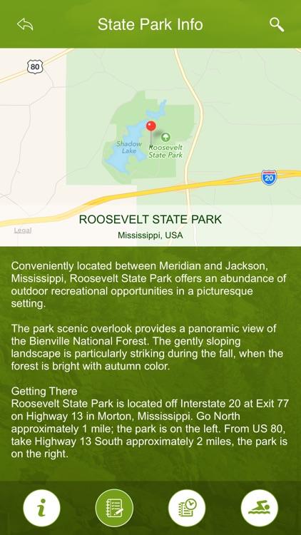 Mississippi State Parks screenshot-3