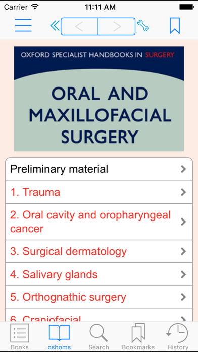 Oral and Maxillofacial Surgery, Second Edition screenshot one