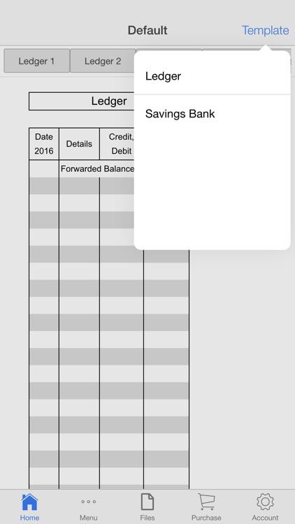 Family Ledger Pro screenshot-4