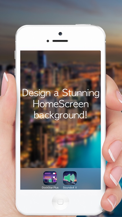 DockStar - Design Home Screen Themes & Wallpapers
