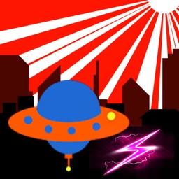 Burnout Blast Space City