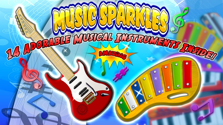 Music Sparkles screenshot-0