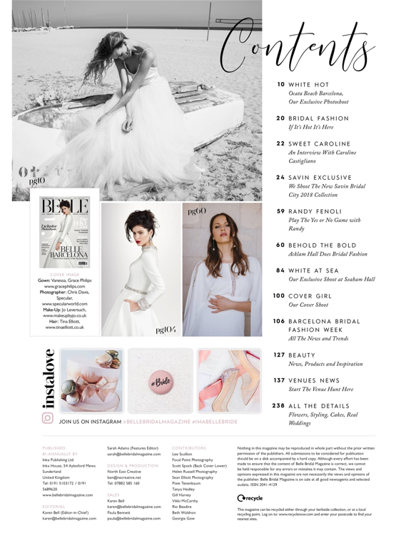 Belle Bridal magazine screenshot 7