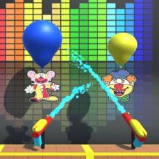 Activities of Water Gun Balloon Pop Pro