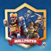 Wallpapers for Clash Royale - Customizable Backgrounds For Home & Lock Screen