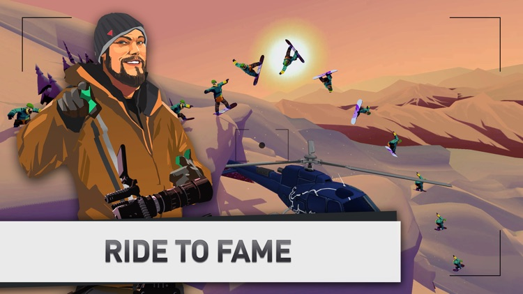Snowboarding The Fourth Phase screenshot-3