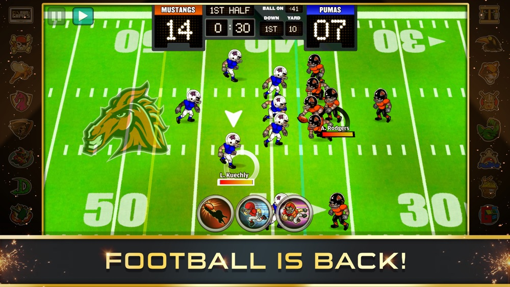 Football Heroes PRO 2017 – featuring NFL Players