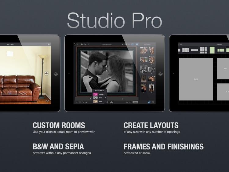 Studio Pro Photo Sales screenshot-3