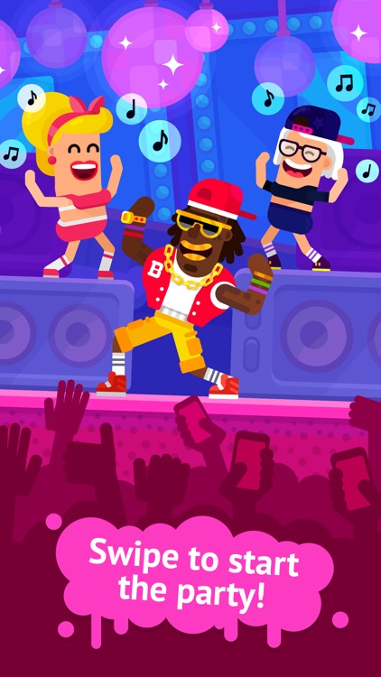 Partymasters - Fun Idle Game screenshot-0