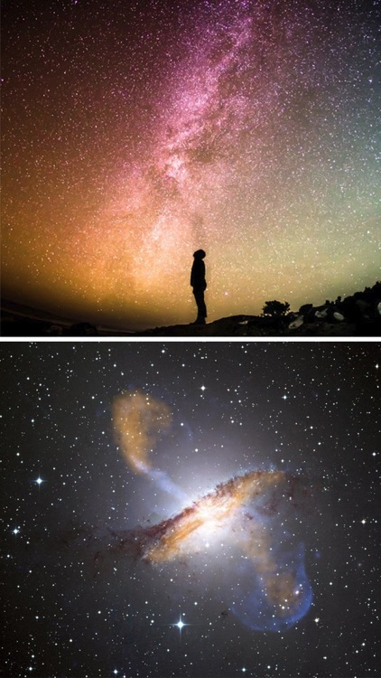Galaxy Wallpapers HD - Amazing Space Pictures Free screenshot-4