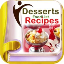 Simple Easy Desserts Recipes