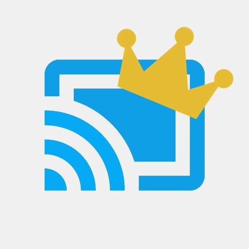 Cast King TV for Google Cast and Chromecast Video