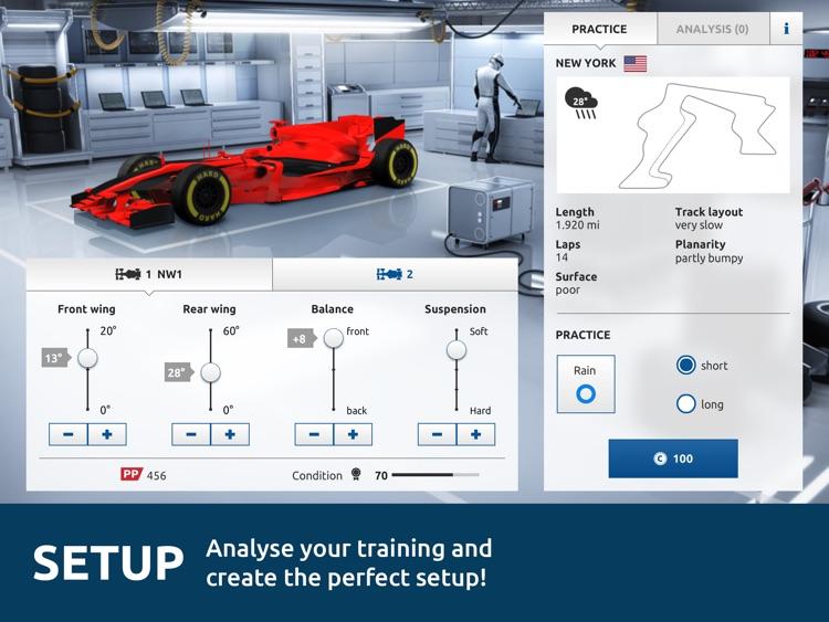 UnitedGP - The ultimate racing manager screenshot-3