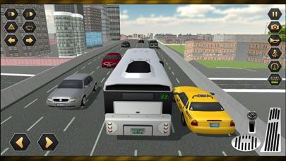都市の交通車は学校の再生2017を運転しているのおすすめ画像2