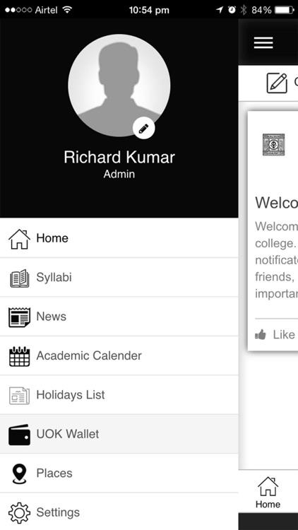 University of kalyani screenshot-3