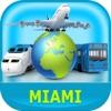 Miami FL USA, Tourist Attractions around the City
