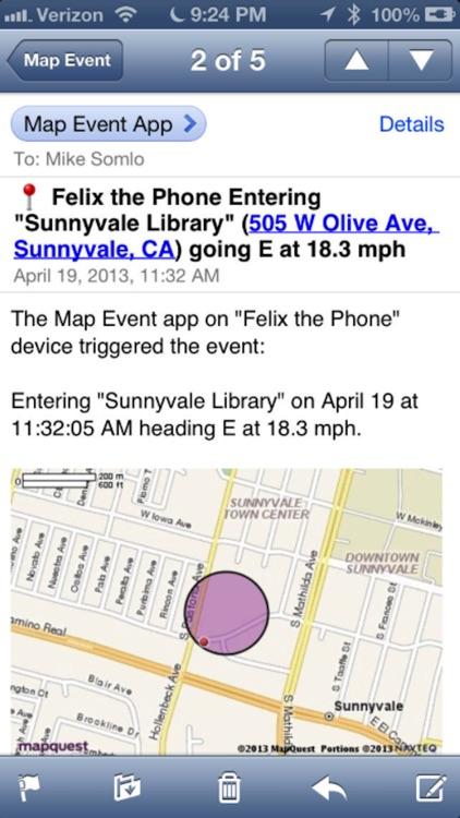 Map Event screenshot-4