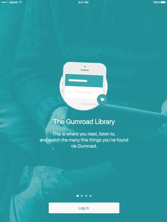 Gumroad on the App Store