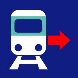Paris ci la sortie du Métro - Exit Strategy Paris