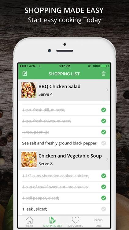 Paleo Diet Recipes | Caveman's Cook Guide screenshot-4