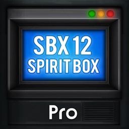 SBX 12 Spirit Box PRO