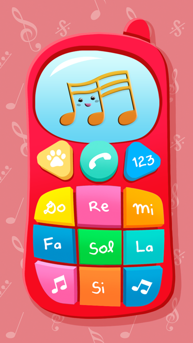 Baby Phone. Musical educational game for toddlers free Resources hack