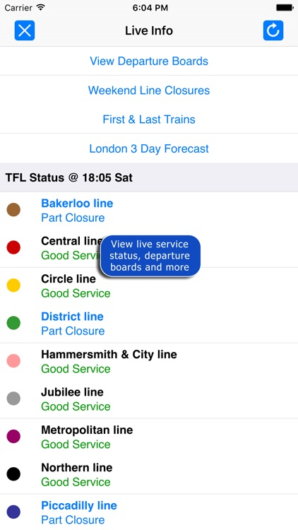 London Tube - Map and Route Planner by Zuti screenshot-4