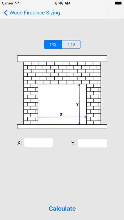 Chimney Sizing Liner Guide screenshot-4