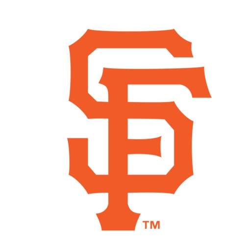 San Francisco Giants 2016 MLB Sticker Pack