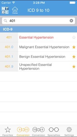 Mtbc Icd 10 App