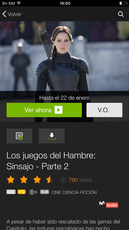MOVISTAR+ screenshot-2