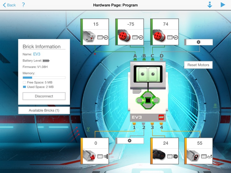 EV3 Programmer screenshot-4
