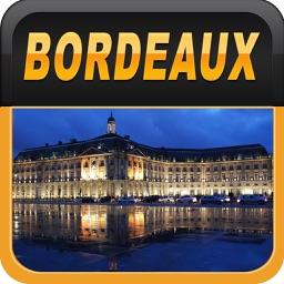 Bordeaux Offline Map Travel Guide