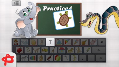 Clever Keyboard: ABC Learning Game For Kids screenshot 8